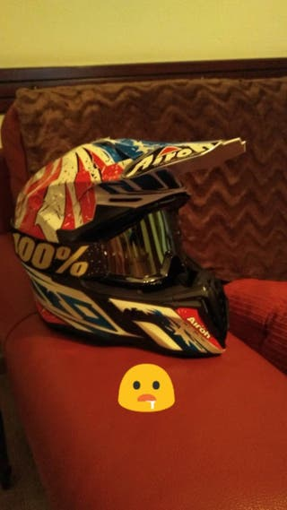 Se vende casco Airoh
