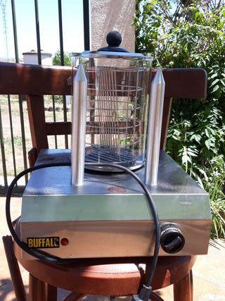 Maquina de perritos calientes