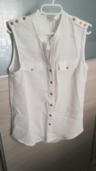 Camisa Lavand. talla L