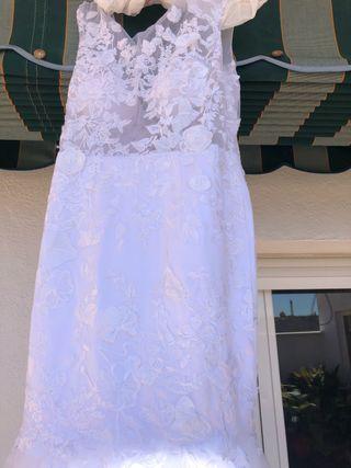 Vestido de novia Nuevo/disfraz novio despedida