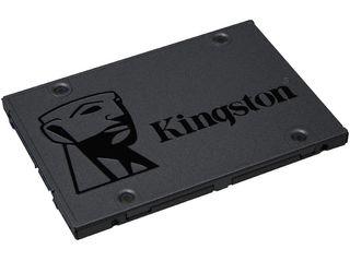 Disco Duro SSD 120 GB - Kingston A400, SATA III, 5