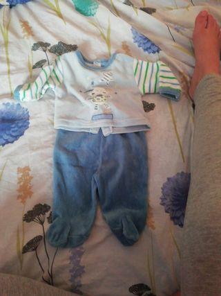 Pijama recién nacido
