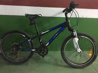 Bici Bicicleta montaña niño Trek aluminio 20