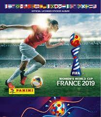 Cromos Mundial Femenino Francia 2019