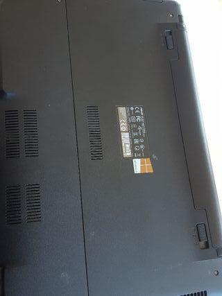Portátil ASUS X552C 6gb SSD 256gb