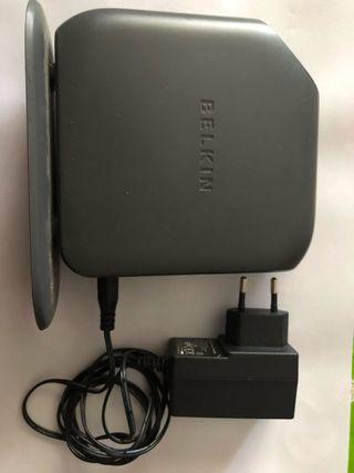 Router Belkin wifi F7D1301