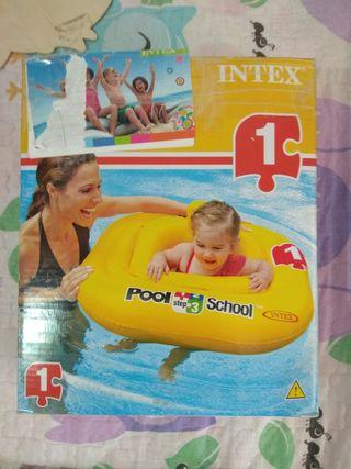 flotador de seguridad para bebe