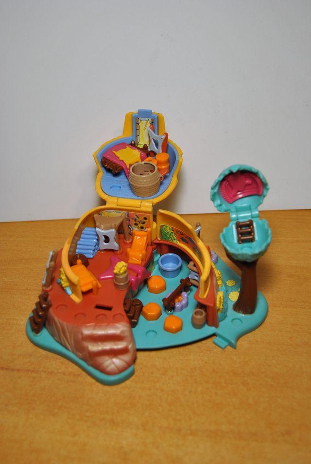Polly Pocket Pocahontas Disney