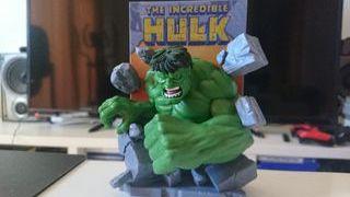Figura Hulk.