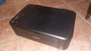 Impresora fotográfica Canon escáner wifi