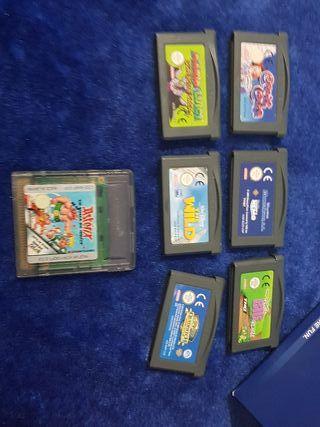 pack juegos game boy