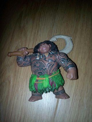 figura original Maui de Vaiana
