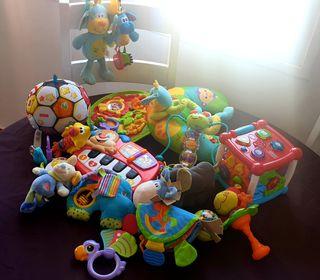 Paco juguetes bebes