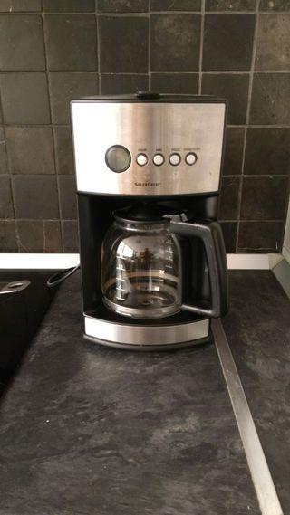 Cafetera americana Silver Crest
