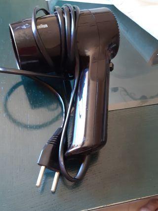 secador de pelo de viaje