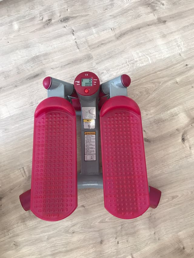 Stepper decathlon