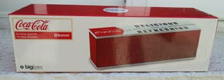 Altavoz Bluetooth Coca-Cola