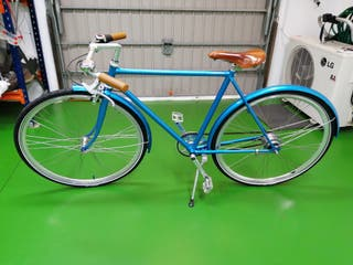 Bicicleta de paseo Italiana ABICI