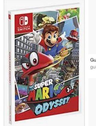 Súper Mario Odyssey Nintendo