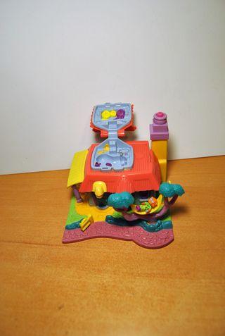 Polly Pocket Kitty House +figura