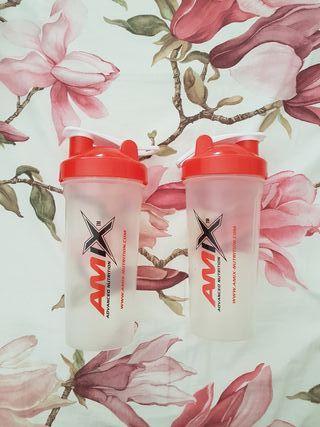 Shaker AMIX mezclador gym gimnasio crossfit sport
