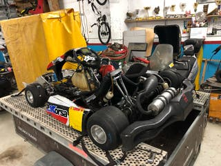 Karts 125 6 marchas
