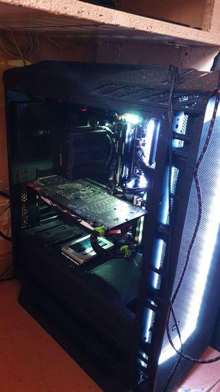 montaje de ordenadores