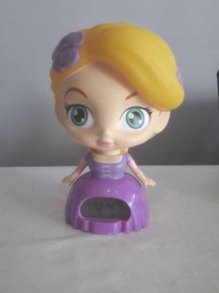 reloj digital Rapunzel