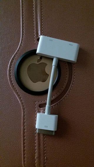 adaptador apple hdmi ipad 2