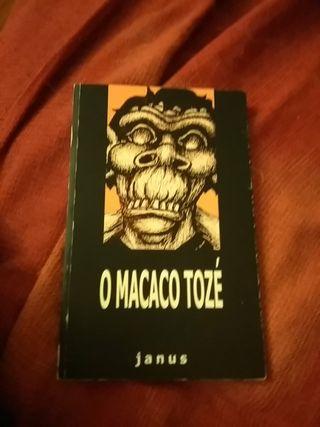 O macaco Toze . Janus
