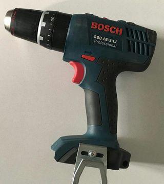 Taladro Bosch GSB 18-2-LI