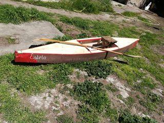 canoa antigua.