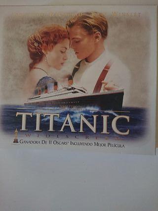 Pack coleccionista Titanic.