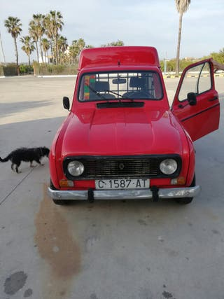 Renault 4F 1982