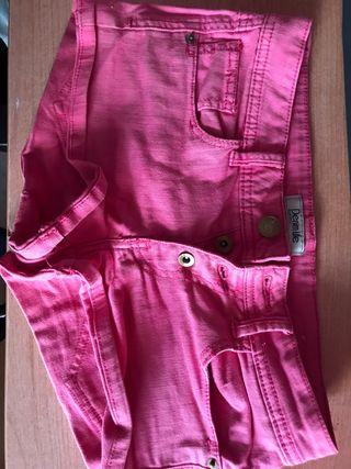 Shorts pinkie