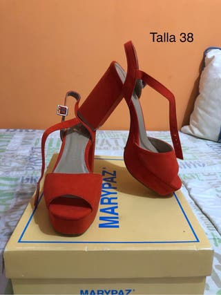 Zapatos en perfecto estado talla 38