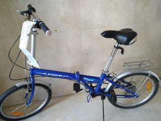 bicicleta urbana modelo bleu yatch