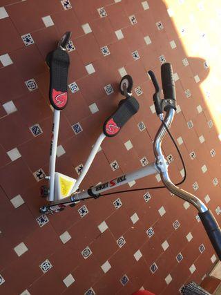 Patinete 3 ruedas marca Slider