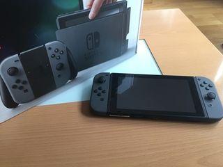 "Se vende Nintendo switch ""modelo pirateable"""