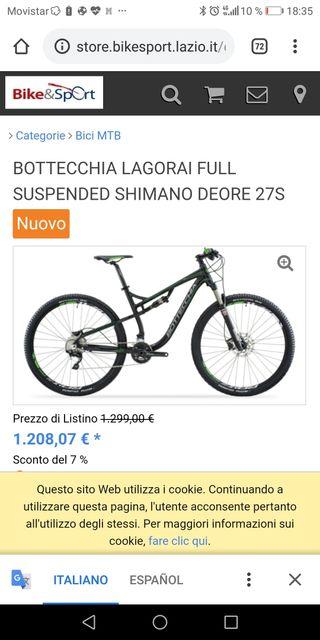 bicicleta rueda 29