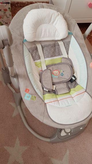 Columpio bebe nuevo marca ingenuity