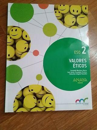 Valores Éticos 2 ESO