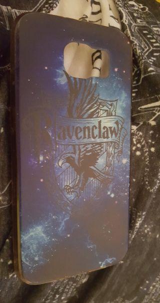 Funda Samsung galaxy S6 Ravenclaw Harry Potter