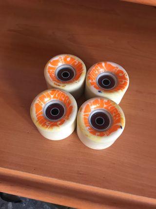 Ruedas Skate Oj Mini Juice 55mm 78a
