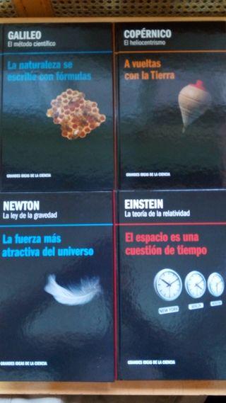 Colección: Grandes Ideas de la Ciencia