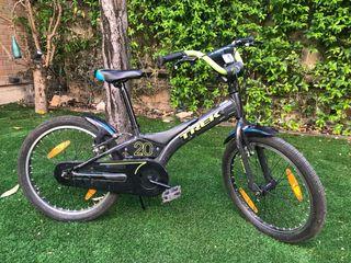 029317c13 Bicicleta Trek para niños de segunda mano en WALLAPOP