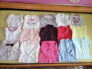 vendo ropa niña