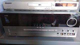 Amplificador sonido Harman Kardon AVR 230