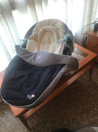 Carrito bebé confort Loola tres piezas