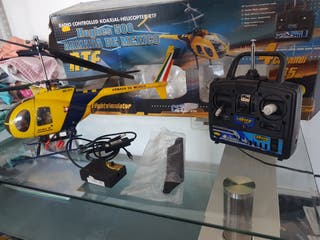 elicoptero carson